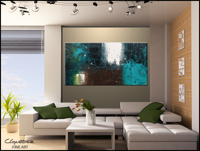 Oversized Original Paintings Extra Large Canvas Art