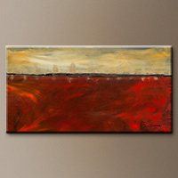 Oversized Wall Art Painting - Affluence - Large Art