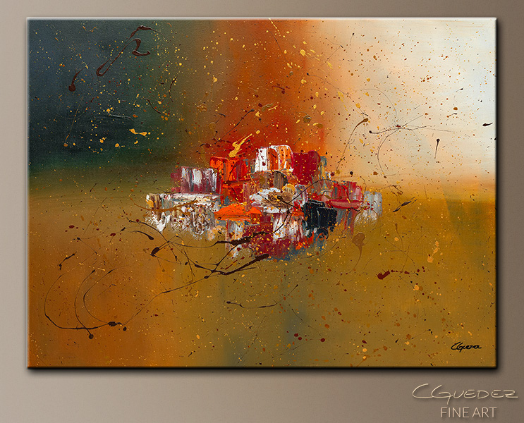 Large abstract art for sale camping night large for Large art for sale