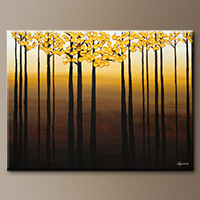 Wall Art Painting - Costa del Sol - Original Painting