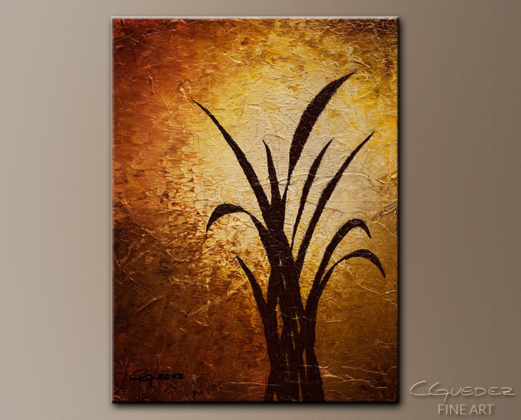Dawn - Abstract Art Painting Image by Carmen Guedez