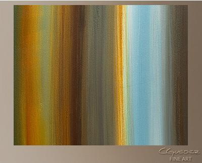 Destinos Modern Abstract Art Painting -Wall Art Close Up