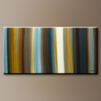 Abstract Painting - Destinos - Art Painting
