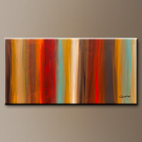 Contemporary Original Abstract Art - Dreamscape - Wall Art
