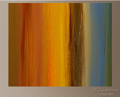 Dripping Gold Modern Abstract Art Painting -Wall Art Close Up