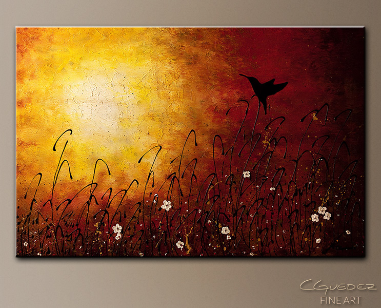 The gallery for --> Simple Painting Of Nature Scenery