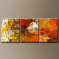 Abstract Art Painting - Funtastic - Original Art