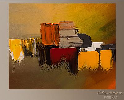 Contemporary Abstract Art New Beginning Large Original