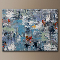 Abstract Painting - New Directions - Art Gallery