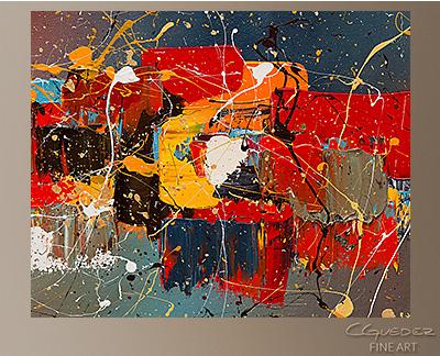 Contemporary abstract art new frontier online art for Modern art gallery online