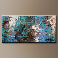 Abstract Art Painting - Ocean Paradise - Art Gallery