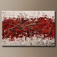 Contemporary Abstract Art Paintings - Off Limits - Art Gallery