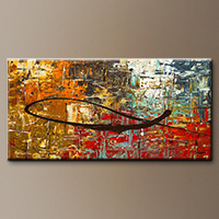 Hand-made Wall Art Paintings - Peace on Earth - Art Painting