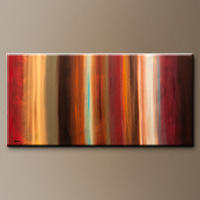 Modern Abstract Art Painting - Serenidad - Original Art
