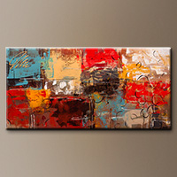 Hand Made Large Abstract Art - TGIF - Large Abstract