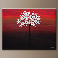 Canvas Art Painting - Wedding Flowers - Art Painting