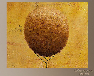 Welcome Home Beloved Modern Abstract Art Painting -Wall Art Close Up