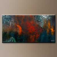 Huge Canvas Art - Wonderland - Wall Art