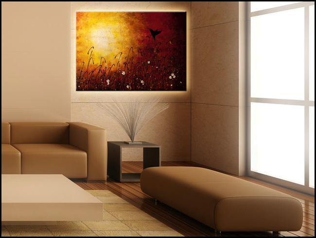 Easy On The Eyes Landscape Seascape Wall Art Abstract