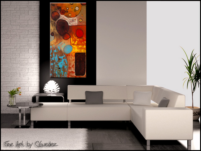 Prestige-Modern Contemporary Abstract Art Painting Image