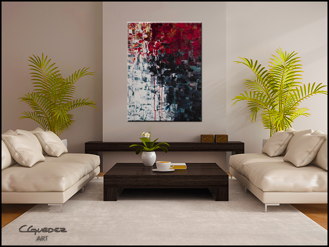 Better in Time-Modern Contemporary Abstract Art Painting Image