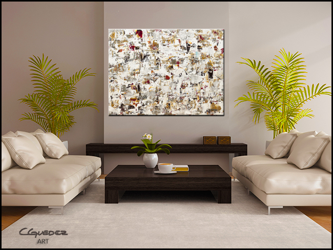 Blaze Of Glory Modern Contemporary Abstract Art Painting Image Part 62