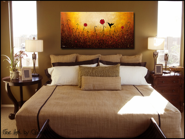 Abstract Art For Sweet Inspiration Landscape Large Modern