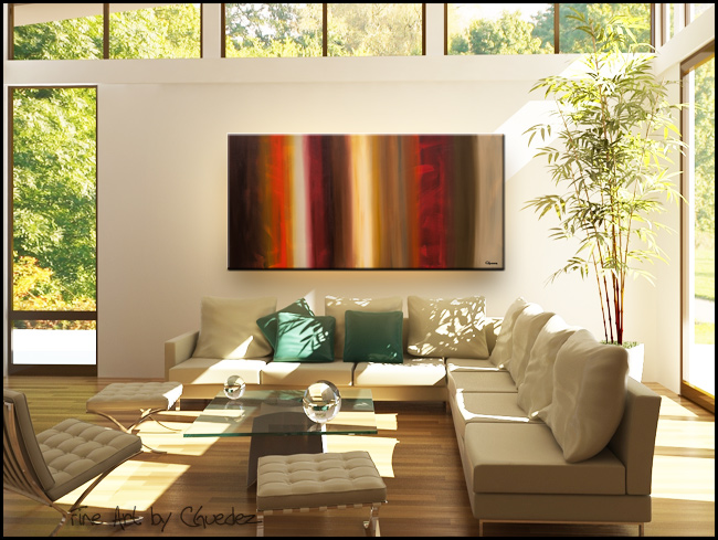Freedom-Modern Contemporary Abstract Art Painting Image