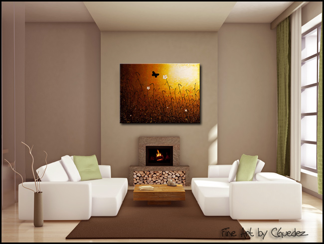 Amazing Grace-Modern Contemporary Abstract Art Painting Image