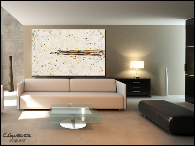Speed Light-Modern Contemporary Abstract Art Painting Image