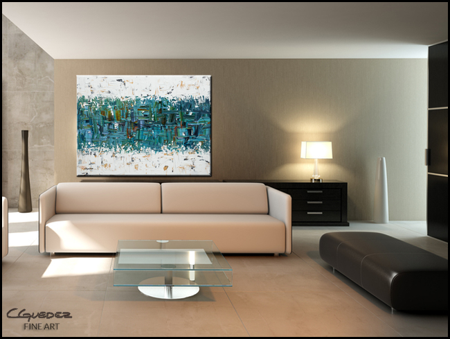 The Right Reason-Modern Contemporary Abstract Art Painting Image