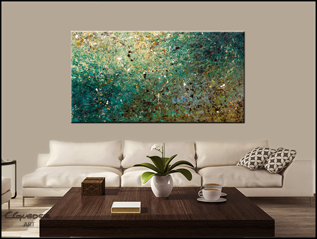 Big Universe-Modern Contemporary Abstract Art Painting Image