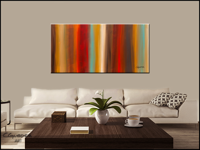 Dreamscape-Modern Contemporary Abstract Art Painting Image