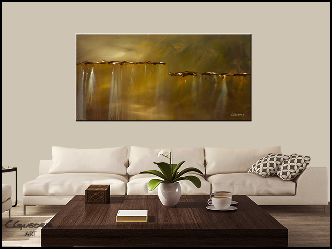 Golden Rule-Modern Contemporary Abstract Art Painting Image
