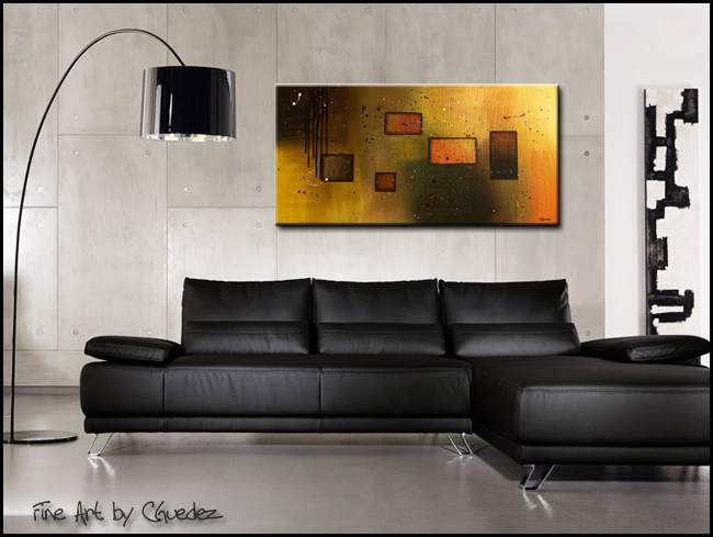 Contemporary Geometric Abstract Art for Sale - Architectural ...