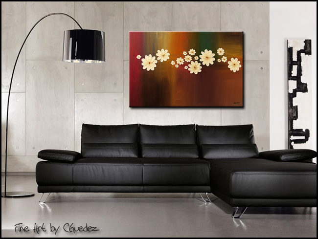 The Time of Our Lives-Modern Contemporary Abstract Art Painting Image