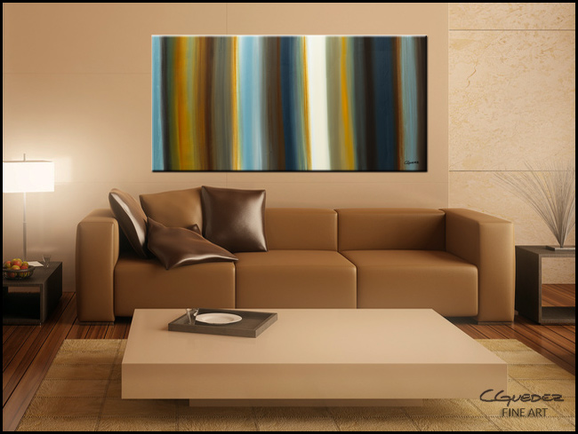Destinos-Modern Contemporary Abstract Art Painting Image