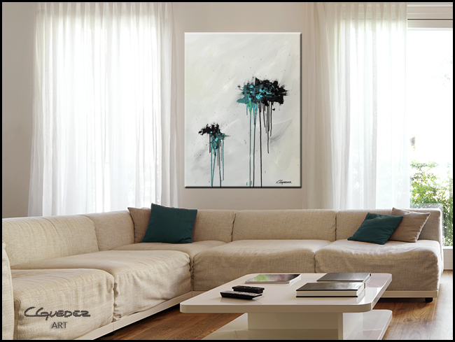 Dreamers-Modern Contemporary Abstract Art Painting Image
