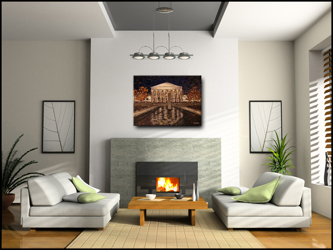 RMA-Modern Contemporary Abstract Art Painting Image