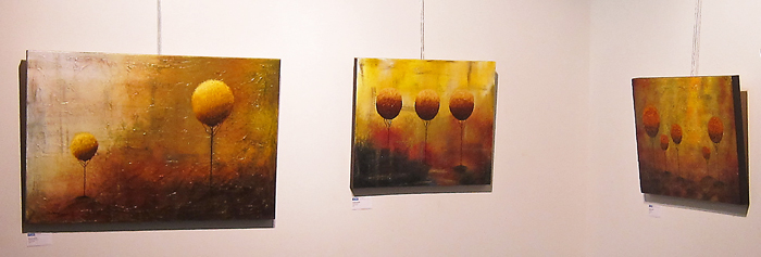 Solo Exhibition Art UAC 3